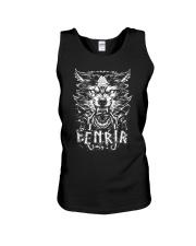 Fenrir Wolf - Viking Shirt Unisex Tank thumbnail