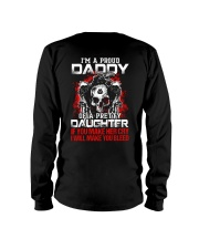 I'm A Proud Daddy - Viking Shirt Long Sleeve Tee tile