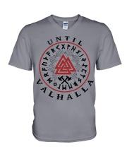 Viking Shirts : Until Valhalla and Rune V-Neck T-Shirt thumbnail