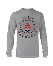 Viking Shirts : Until Valhalla and Rune Long Sleeve Tee thumbnail