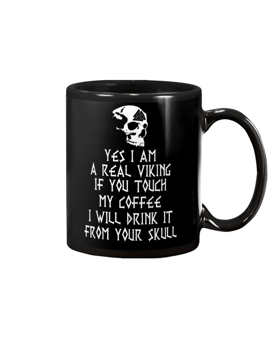 I Am A Real Viking - Viking Mugs Mug