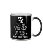 I Am A Real Viking - Viking Mugs Color Changing Mug thumbnail