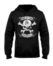 Viking Shirt - Sons Of Odin Valhalla Hooded Sweatshirt tile