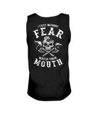 I Exist Without Fear - Viking Shirts Unisex Tank thumbnail