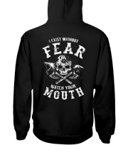 I Exist Without Fear - Viking Shirts Hooded Sweatshirt thumbnail