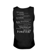 Viking Shirt : Where The Brave May Live Forever Unisex Tank tile