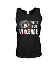 Viking Shirt : Pretty But Violence Unisex Tank thumbnail