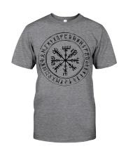 Vegvisir Viking Rune Viking - Viking Shirt Classic T-Shirt front