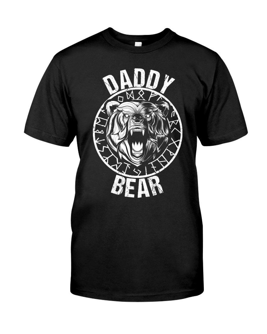 Viking Daddy Bear - Viking Shirt Classic T-Shirt