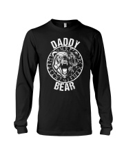 Viking Daddy Bear - Viking Shirt Long Sleeve Tee thumbnail