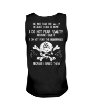 Viking Shirt : I Do Not Fear The Nightmares Unisex Tank tile