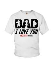 I LOVE YOU TREE THOUSAND - VIKING T-SHIRTS Youth T-Shirt thumbnail