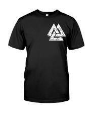 Viking  Backbone - Viking Shirt Classic T-Shirt thumbnail