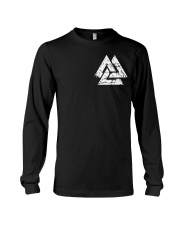 Viking  Backbone - Viking Shirt Long Sleeve Tee thumbnail