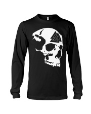 Valknut Shirt - Viking Shirt Long Sleeve Tee thumbnail