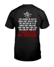 Viking Shirt - I Will Have My Revenge Classic T-Shirt back