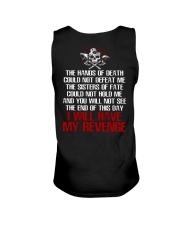 Viking Shirt - I Will Have My Revenge Unisex Tank thumbnail