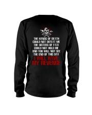 Viking Shirt - I Will Have My Revenge Long Sleeve Tee tile