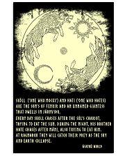 Asatru World - Viking Poter 11x17 Poster front