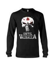 Until Valhalla Shirt - Viking Shirt Long Sleeve Tee thumbnail