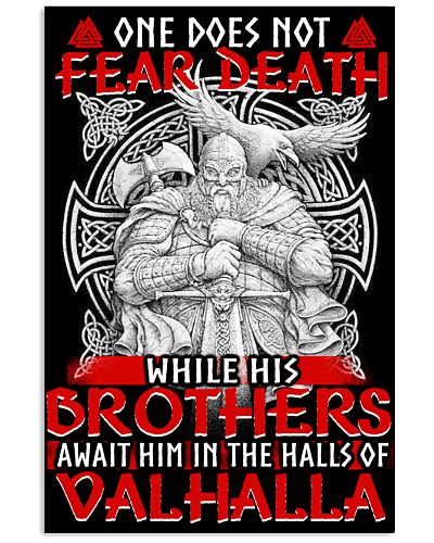 BROTHERS - VALHALLA - VIKING POSTERS