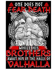 BROTHERS - VALHALLA - VIKING POSTERS 11x17 Poster front