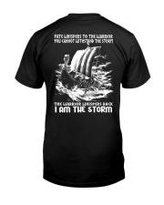 I Am The Storm - Viking Shirt Classic T-Shirt thumbnail