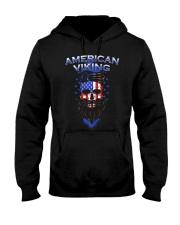 Viking Shirt : American Viking Hooded Sweatshirt tile
