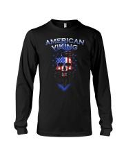 Viking Shirt : American Viking Long Sleeve Tee tile
