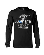 SHIELD MOTHER OF VIKING - VIKING T-SHIRTS Long Sleeve Tee thumbnail