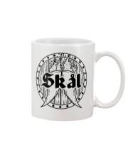 Skal Viking - Viking Mug - SKAL Mug front