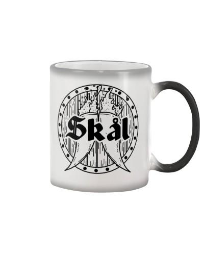 Skal Viking - Viking Mug - SKAL
