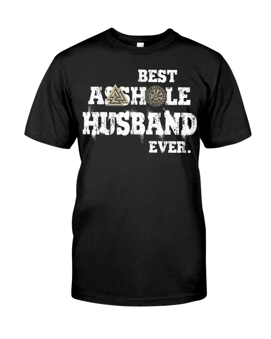 BEST HUSBAND EVER - VIKING T-SHIRTS Classic T-Shirt