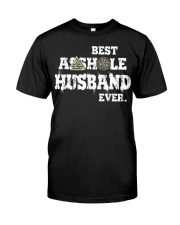 BEST HUSBAND EVER - VIKING T-SHIRTS Classic T-Shirt front