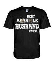 BEST HUSBAND EVER - VIKING T-SHIRTS V-Neck T-Shirt thumbnail
