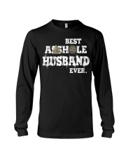 BEST HUSBAND EVER - VIKING T-SHIRTS Long Sleeve Tee tile