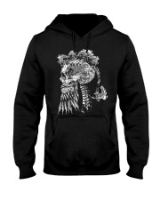 Viking With Weapon Art - Viking Shirt Hooded Sweatshirt thumbnail