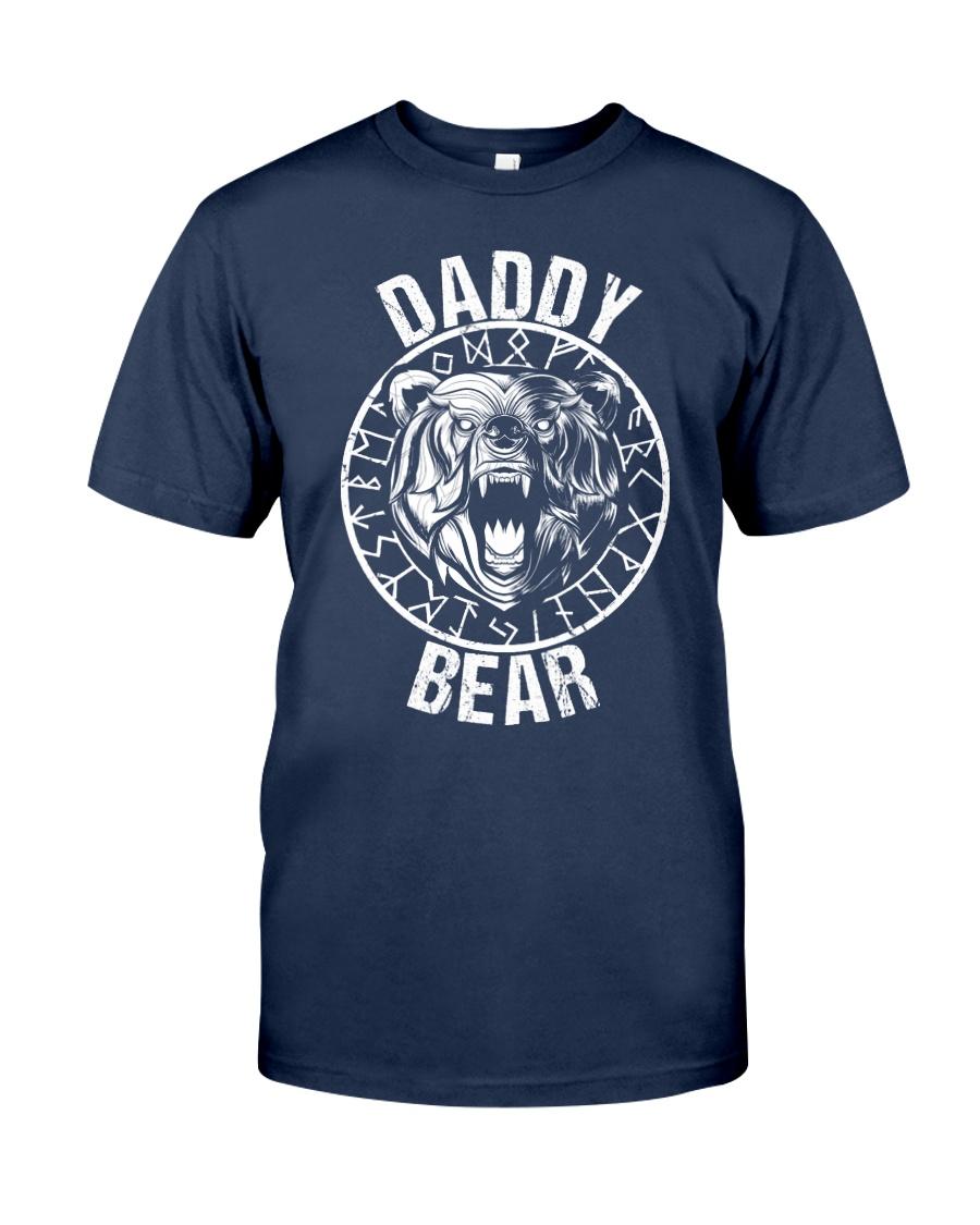 Daddy Bear - Viking Shirt Classic T-Shirt