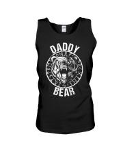 Daddy Bear - Viking Shirt Unisex Tank thumbnail