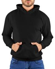 The Enemy Is At The Gate - Viking Shirt Hooded Sweatshirt custom-hoodie-sweatshirt-lifestyle-front-180