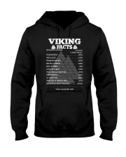 Viking Facts - Viking Shirt For Men Hooded Sweatshirt thumbnail