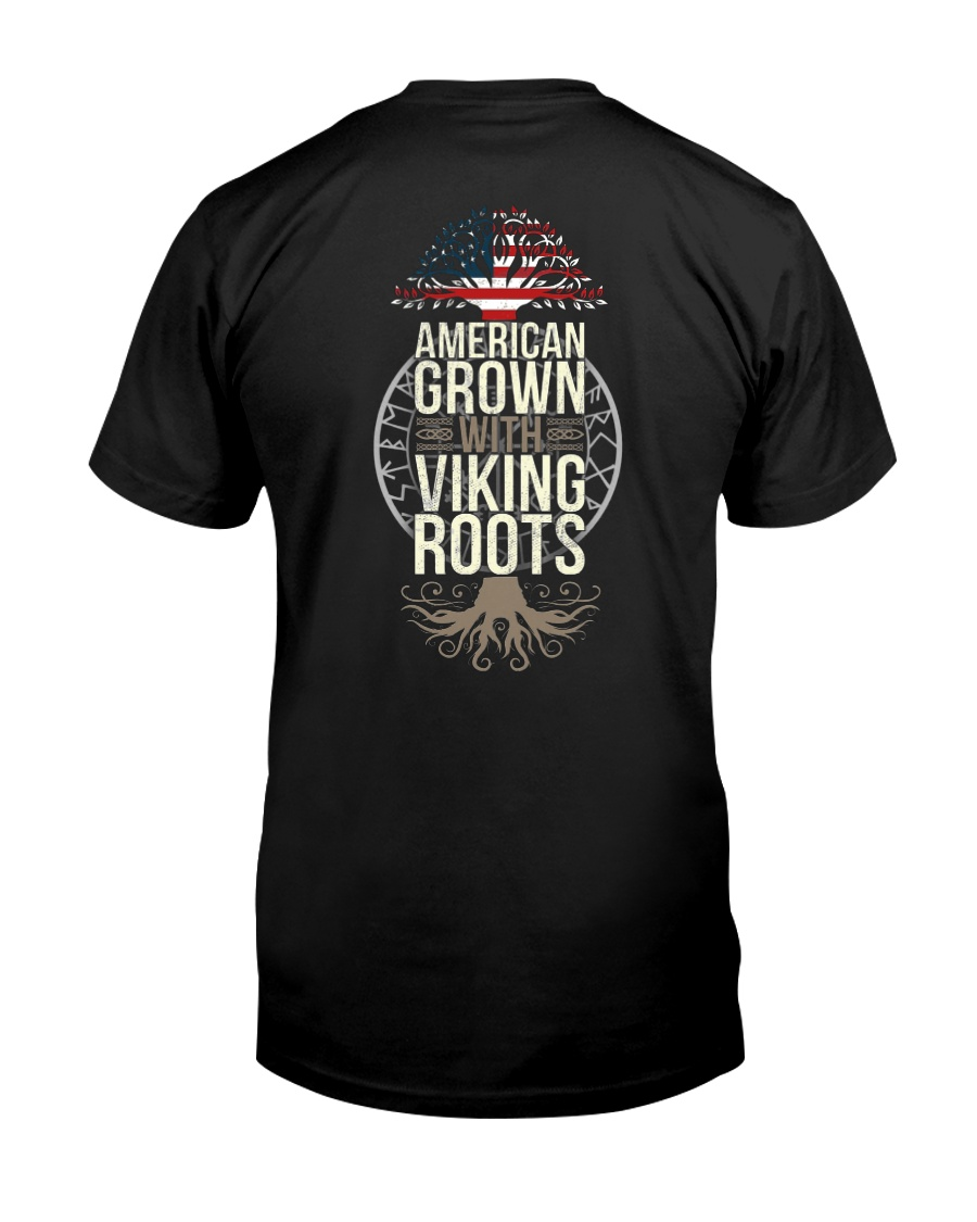Viking Roots - Viking Shirt Classic T-Shirt