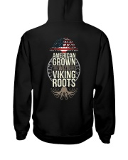 Viking Roots - Viking Shirt Hooded Sweatshirt thumbnail