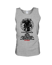 Too Far To Give Up - Keep Fighting - Viking Shirts Unisex Tank thumbnail