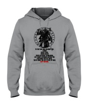 Too Far To Give Up - Keep Fighting - Viking Shirts Hooded Sweatshirt thumbnail
