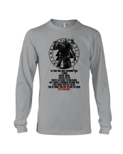 Too Far To Give Up - Keep Fighting - Viking Shirts Long Sleeve Tee thumbnail