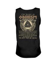 The Heart Of Odinism - Viking Shirt Unisex Tank thumbnail