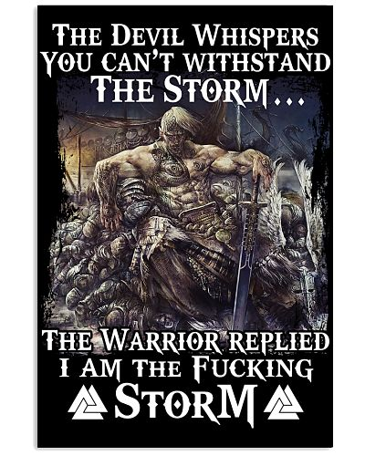 THE STORM - VIKING POSTERS