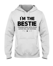 I'm The Bestie Hooded Sweatshirt thumbnail
