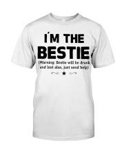 I'm The Bestie Classic T-Shirt thumbnail